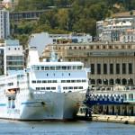 Reprise liaison maritime Alger-Tamentfoust 13 juin 2019