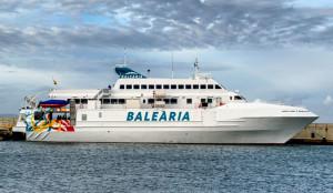 Baleria nave