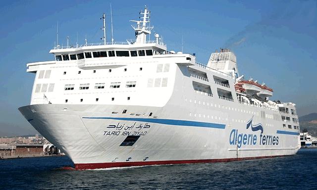 ENTMV Algérie Ferries